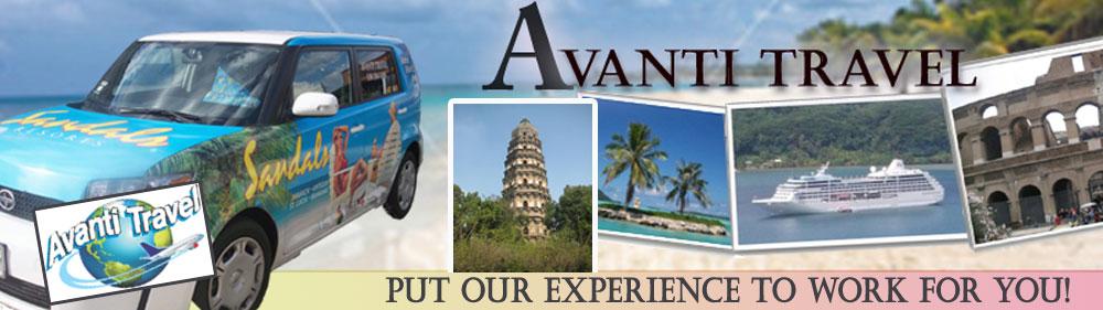 Home Avanti Travel Inc